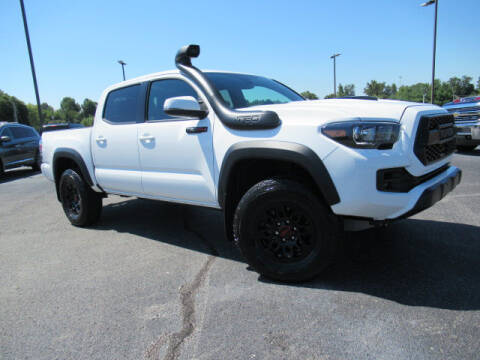 2019 Toyota Tacoma for sale at TAPP MOTORS INC in Owensboro KY