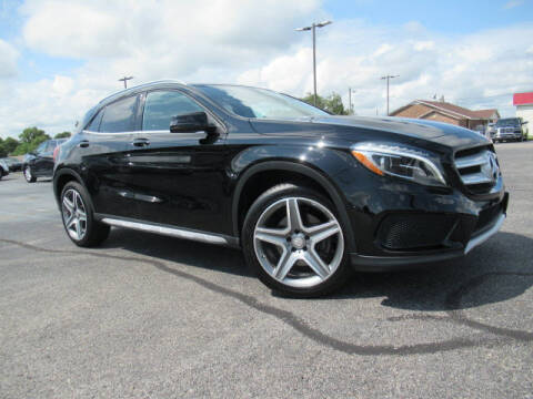2015 Mercedes-Benz GLA for sale at TAPP MOTORS INC in Owensboro KY