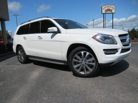 2014 Mercedes-Benz GL-Class for sale at TAPP MOTORS INC in Owensboro KY