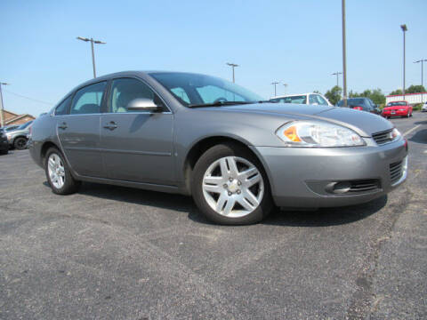 2006 Chevrolet Impala for sale at TAPP MOTORS INC in Owensboro KY