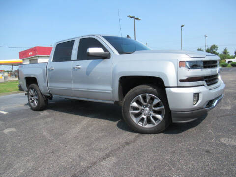 2018 Chevrolet Silverado 1500 for sale at TAPP MOTORS INC in Owensboro KY