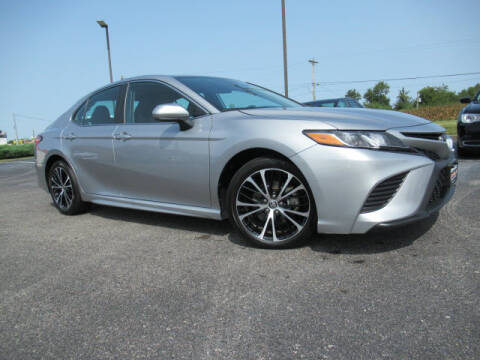 2020 Toyota Camry for sale at TAPP MOTORS INC in Owensboro KY