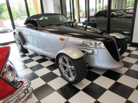 2001 Plymouth Prowler for sale at TAPP MOTORS INC in Owensboro KY