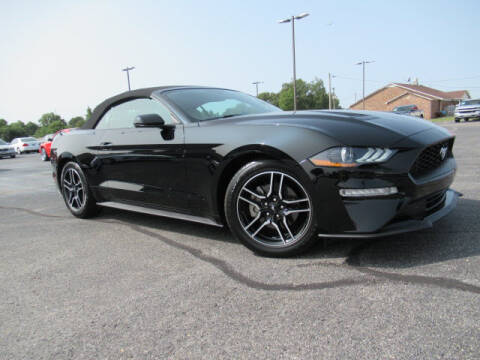 2020 Ford Mustang for sale at TAPP MOTORS INC in Owensboro KY