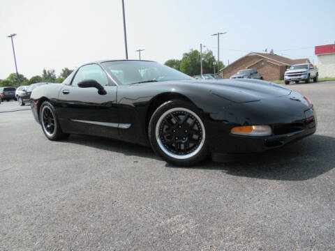 2004 Chevrolet Corvette for sale at TAPP MOTORS INC in Owensboro KY
