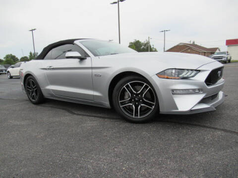2019 Ford Mustang for sale at TAPP MOTORS INC in Owensboro KY