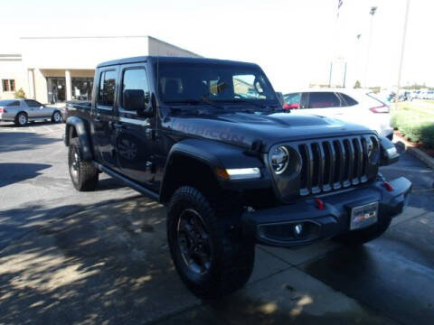 2020 Jeep Gladiator for sale at TAPP MOTORS INC in Owensboro KY