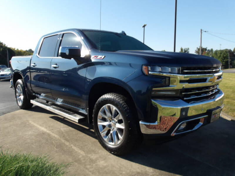 2020 Chevrolet Silverado 1500 for sale at TAPP MOTORS INC in Owensboro KY