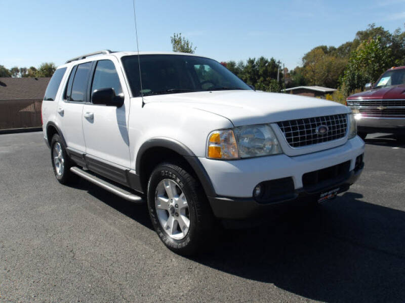 2003 Ford Explorer for sale at TAPP MOTORS INC in Owensboro KY