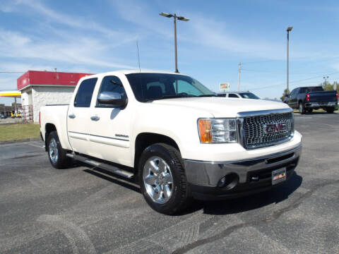 2013 GMC Sierra 1500 for sale at TAPP MOTORS INC in Owensboro KY