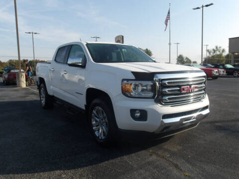2016 GMC Canyon for sale at TAPP MOTORS INC in Owensboro KY