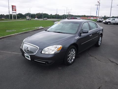 2011 Buick Lucerne for sale in Scottsboro, AL