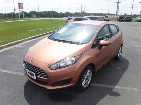 2017 Ford Fiesta for sale in Scottsboro, AL