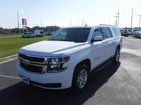 2017 Chevrolet Suburban for sale in Scottsboro, AL