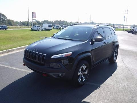 2014 Jeep Cherokee for sale in Scottsboro, AL