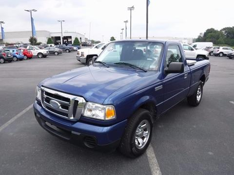 2009 Ford Ranger for sale in Scottsboro, AL