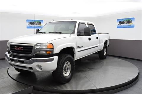 2003 GMC Sierra 2500HD for sale in Scottsboro, AL