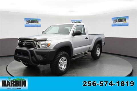 2012 Toyota Tacoma For Sale >> 2012 Toyota Tacoma For Sale In Scottsboro Al