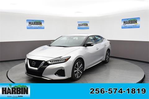 2019 Nissan Maxima for sale in Scottsboro, AL