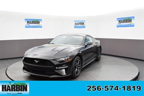 2019 Ford Mustang for sale in Scottsboro, AL