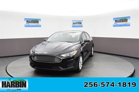 2019 Ford Fusion for sale in Scottsboro, AL