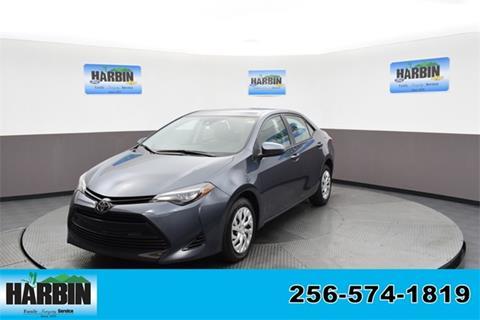 2018 Toyota Corolla for sale in Scottsboro, AL