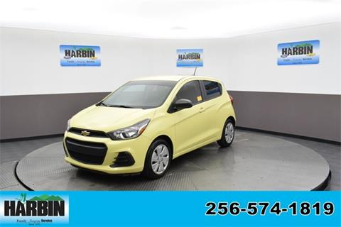 2017 Chevrolet Spark for sale in Scottsboro, AL