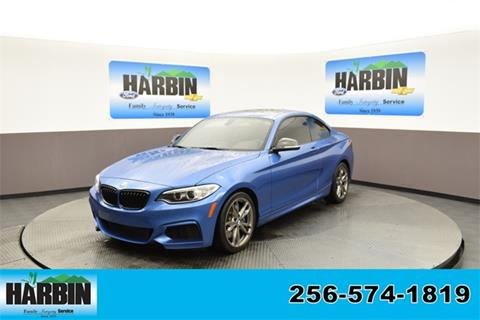 2016 BMW 2 Series for sale in Scottsboro, AL