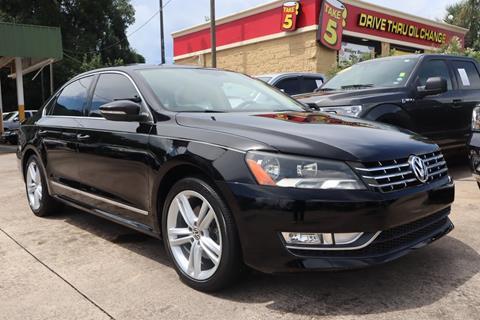2012 Volkswagen Passat for sale in Ocala, FL