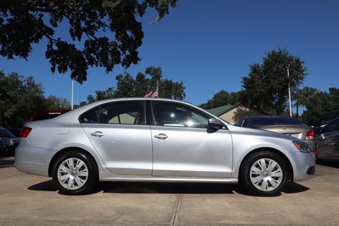 2014 Volkswagen Jetta for sale in Ocala, FL