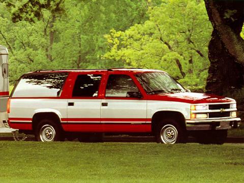 1995 Chevrolet Suburban for sale in Ocala, FL