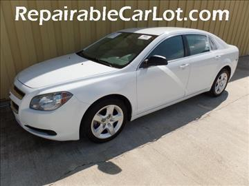 2011 Chevrolet Malibu for sale in Worthing, SD