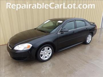 2011 Chevrolet Impala for sale in Worthing, SD