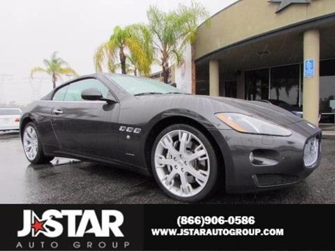 2013 Maserati GranTurismo for sale in Anaheim, CA