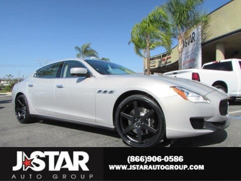 2014 Maserati Quattroporte for sale in Anaheim, CA