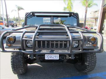 1999 AM General Hummer for sale in Anaheim, CA