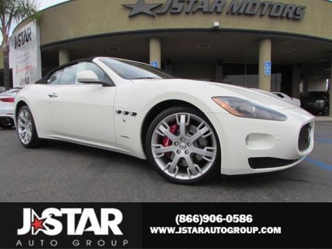 2011 Maserati GranTurismo for sale in Anaheim, CA