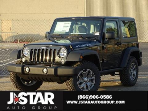 2016 Jeep Wrangler for sale in Anaheim, CA
