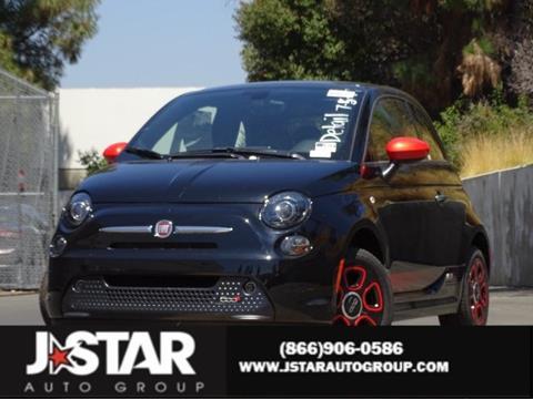 2017 FIAT 500e for sale in Anaheim, CA