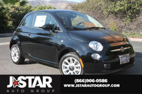 2016 FIAT 500 for sale in Anaheim, CA