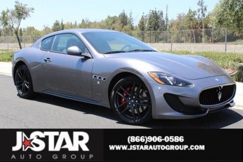 2017 Maserati GranTurismo for sale in Anaheim, CA