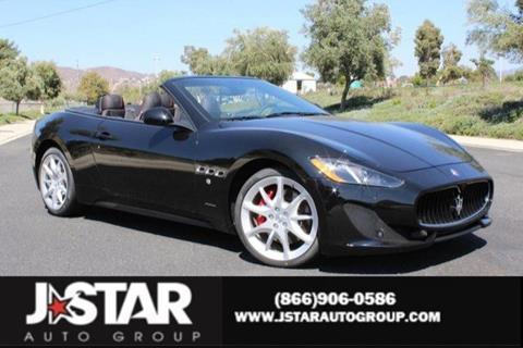 2016 Maserati GranTurismo for sale in Anaheim, CA