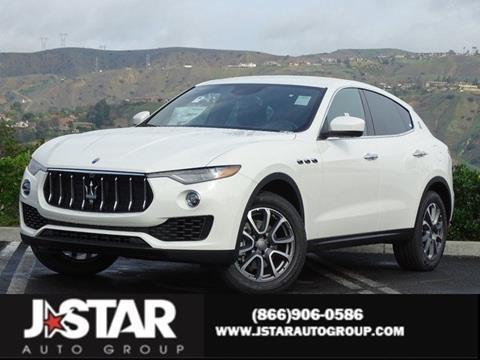 2017 Maserati Levante for sale in Anaheim, CA