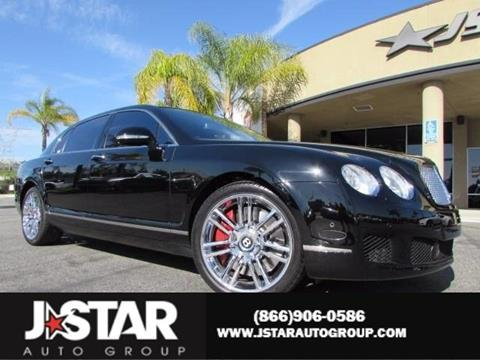 2011 Bentley Continental Flying Spur for sale in Anaheim, CA