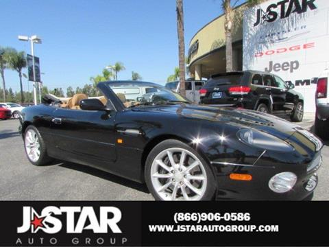 2002 Aston Martin DB7 for sale in Anaheim, CA