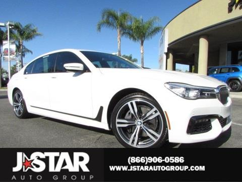 2016 BMW 7 Series for sale in Anaheim, CA