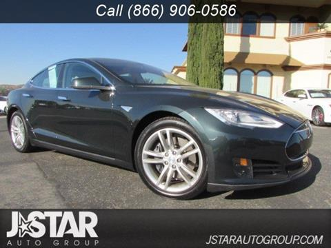 2013 Tesla Model S for sale in Anaheim, CA