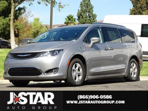 2018 Chrysler Pacifica Hybrid for sale in Anaheim, CA