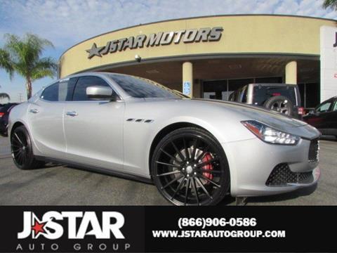 2014 Maserati Ghibli for sale in Anaheim, CA