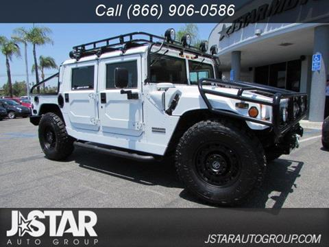 2000 AM General Hummer for sale in Anaheim, CA